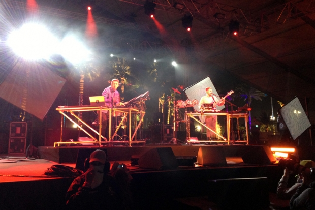 Disclosure / Photo by Chris Martins