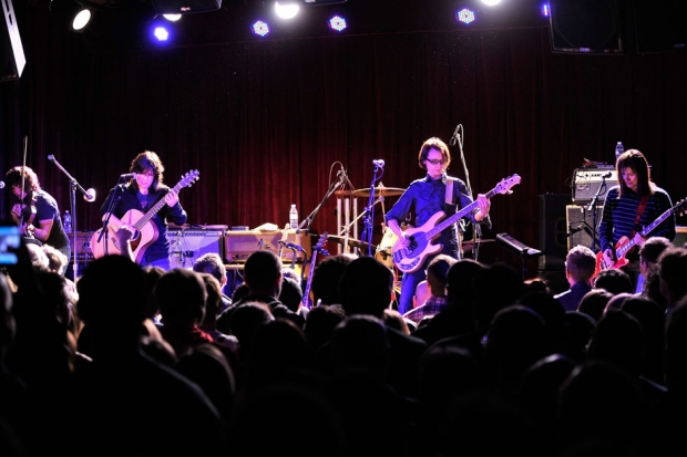 The Breeders at the Bell House, Brooklyn, March, 2013 / Photo by Stephen Lovekin/Getty Images