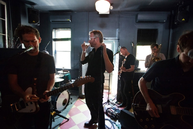 The National at Sycamore in Ditmas Park, Brooklyn / Photo by David Andrako