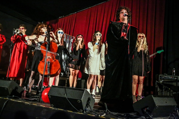 The Polyphonic Spree / Photo by Ian Witlen