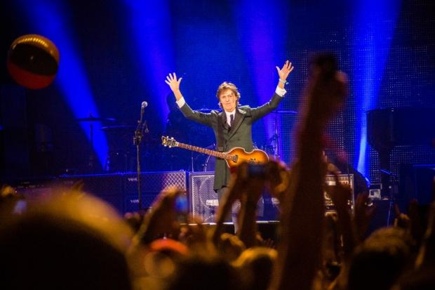 Paul McCartney / Photo by Ian Witlen