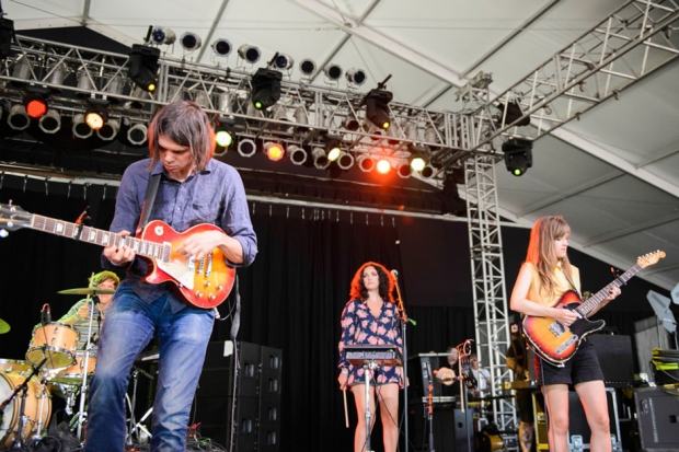 Dirty Projectors / Photo by Chad Kamenshine