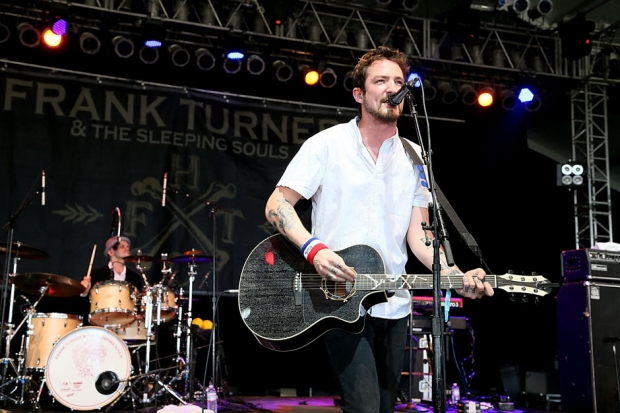 Frank Turner and the Sleeping Souls / Photo by Getty Images