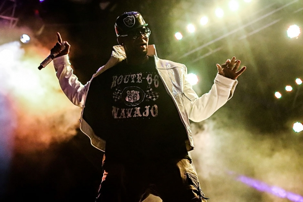 R. Kelly / Photo by Ian Witlen