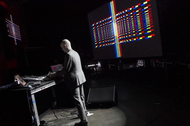 Atom TM at Sonar 2013