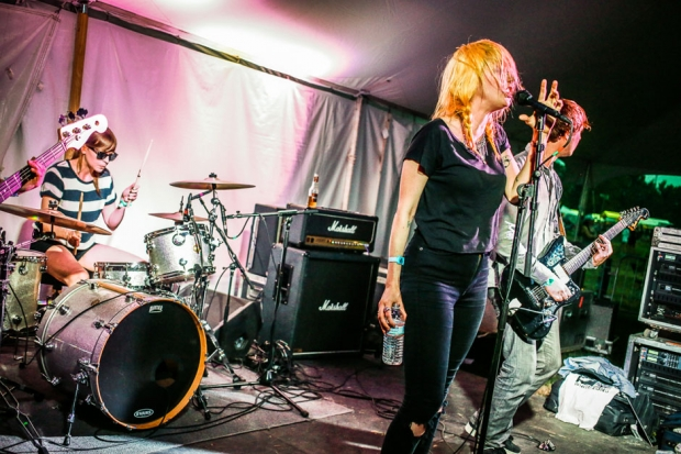 White Lung / Photo by Ian Witlen