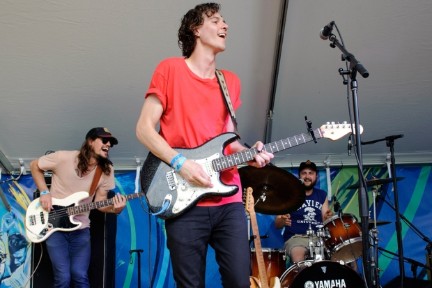 Houndmouth / Photo by Getty Images