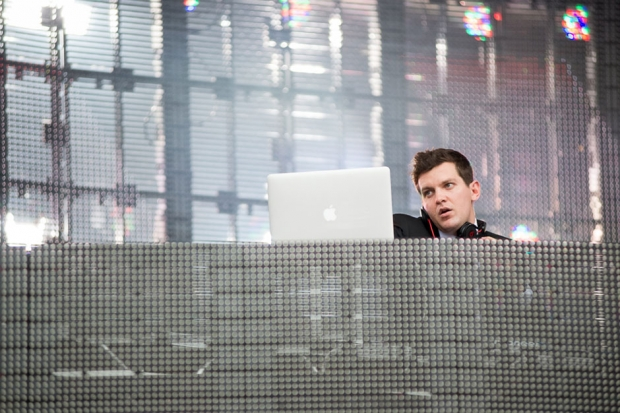 Dillon Francis / Photo by Wilson Lee