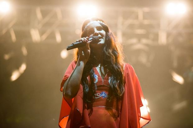 Lana Del Rey / Photo by Wilson Lee