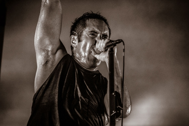 Nine Inch Nails / Photo by Ian Witlen