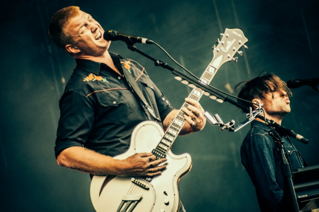 Queens of the Stone Age / Photo by Ian Witlen