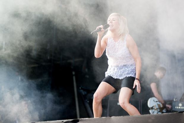 Ellie Goulding / Photo by Wilson Lee