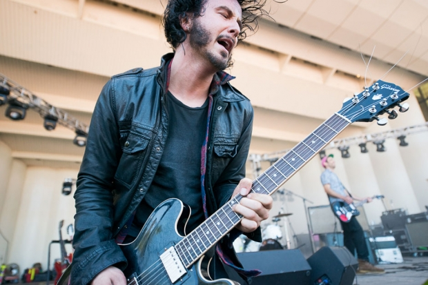 Reignwolf / Photo by Wilson Lee