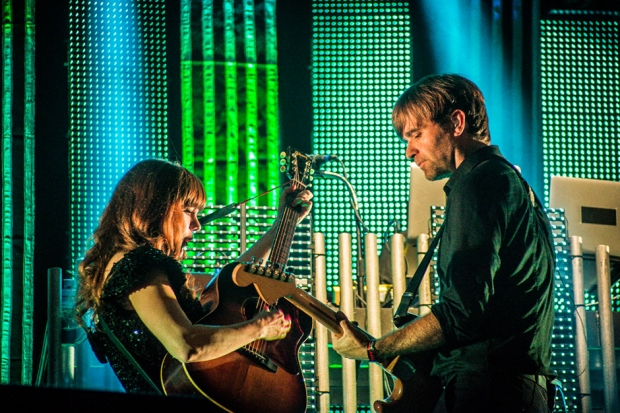 The Postal Service / Photo by Ian Witlen