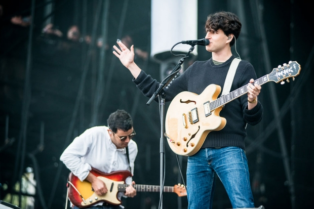 Vampire Weekend / Photo by Wilson Lee
