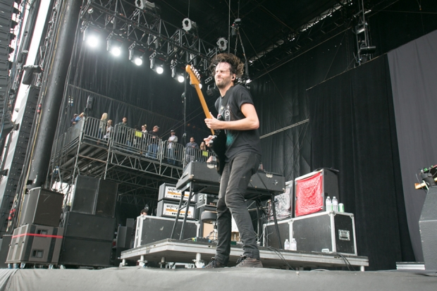 Foals at Outside Lands, San Francisco, August 11, 2013 / Photo by Tom Tomkinson