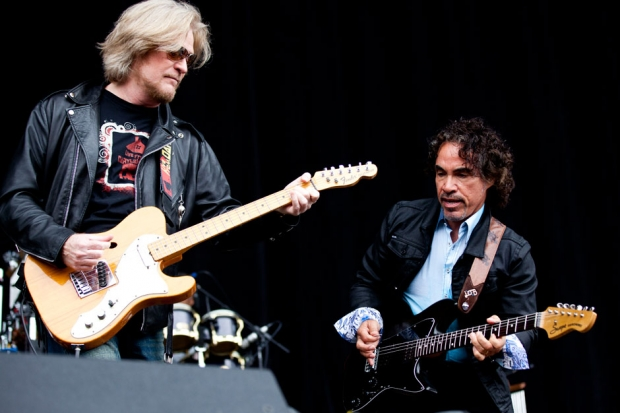Hall and Oates at Outside Lands, San Francisco, August 11, 2013 / Photo by Jolie Ruben