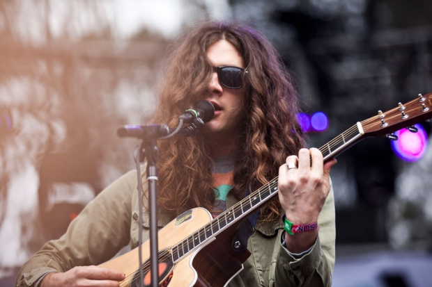 Kurt Vile and The Violators at Outside Lands, San Francisco, August 11, 2013 / Photo by Jolie Ruben
