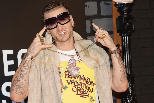RiFF RaFF Eric at the 2013 MTV Video Music Awards / Photo Getty Images