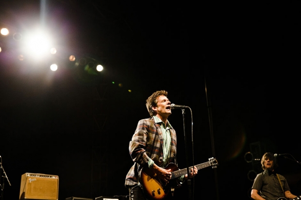 Paul Westerberg of the Replacements at Riot Fest, Toronto, August 25, 2013 / Photo by Jess Baumung