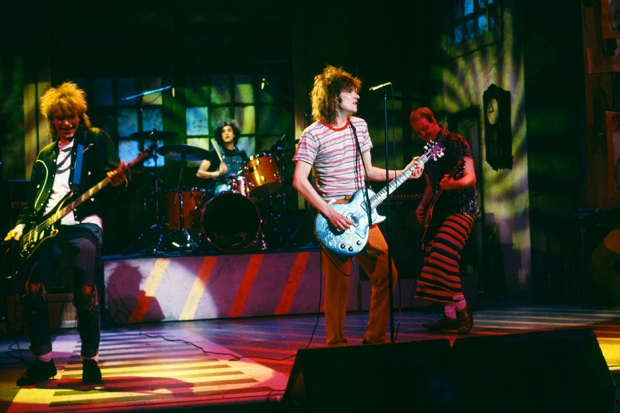 The Replacements perform on Saturday Night Live in 1986 / Photo by Getty Images