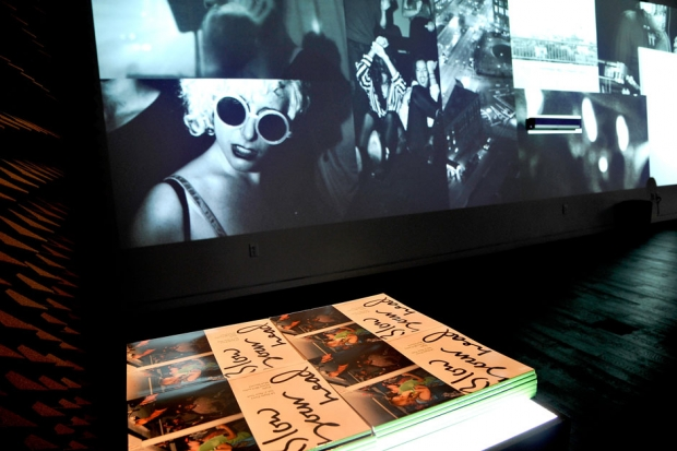 """Blow Your Head"" Interactive Art Exhibition"