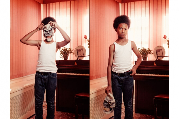 Unlocking the Truth's Malcolm Brickhouse / Photo by Adam Krause for SPIN