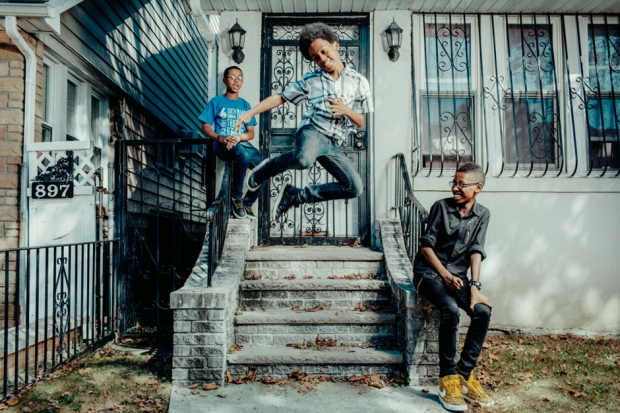 Unlocking the Truth / Photo by Adam Krause for SPIN