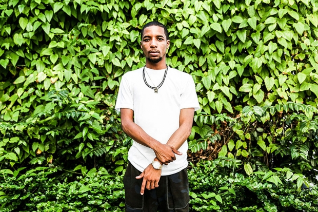 Rockie Fresh at the Mondrian Hotel, South Beach, Miami, FL, September 20, 2013 / Photo by Krista Schlueter