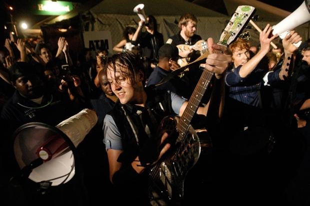 Arcade Fire / Photo by Ryan Muir