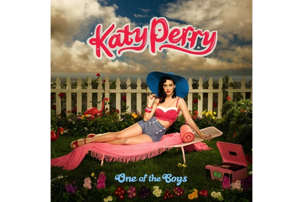 Katy Perry's 'One of  the Boys'