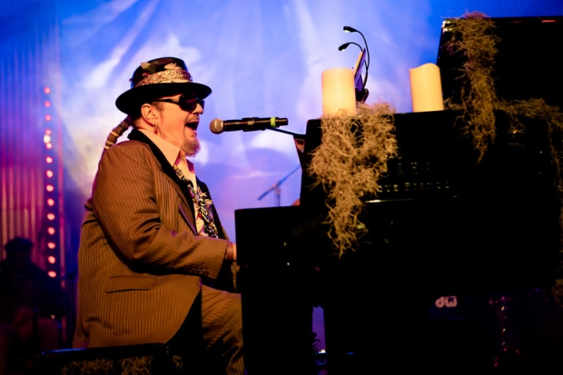 Dr. John at Voodoo Music + Arts Experience, New Orleans, November 3, 2013 / Photo by Joshua Brasted