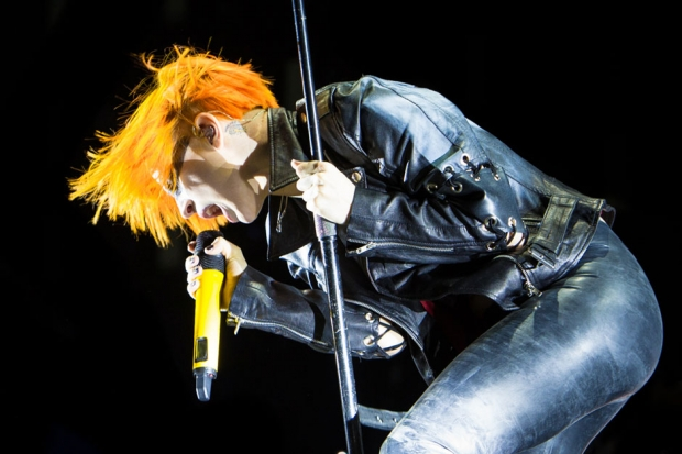 Paramore at Voodoo Music + Arts Experience, New Orleans, November 2, 2013 / Photo by Joshua Brasted