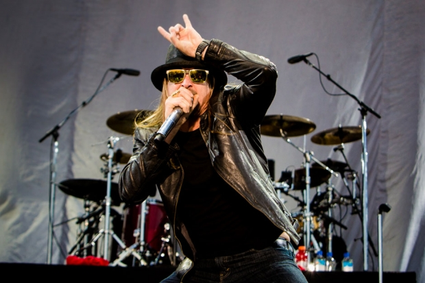 Kid Rock at Voodoo Music + Arts Experience, New Orleans, November 3, 2013 / Photo by Joshua Brasted