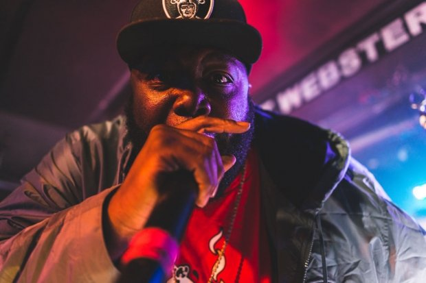 Killer Mike / Photo by Loren Wohl