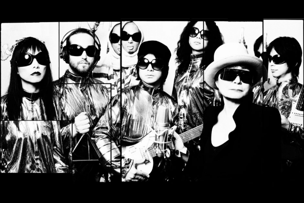 Yoko Ono Plastic Ono Band in 2009 / Photo by Greg Kadel