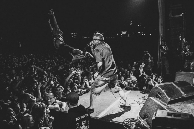 The Descendents at Fun Fun Fun Fest, Austin, November 9, 2013 / Photo by Chad Wadsworth