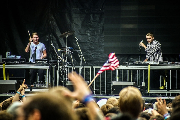 Disclosure / Photo by Ian Witlen