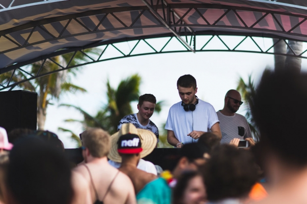 Disclosure at Holy Ship!!! / Photo by Loren Wohl