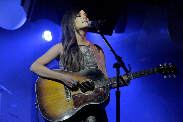 Kacey Musgraves at the Universal Music Group Showcase, Los Angeles, January 25, 2014 / Photo by Getty Images