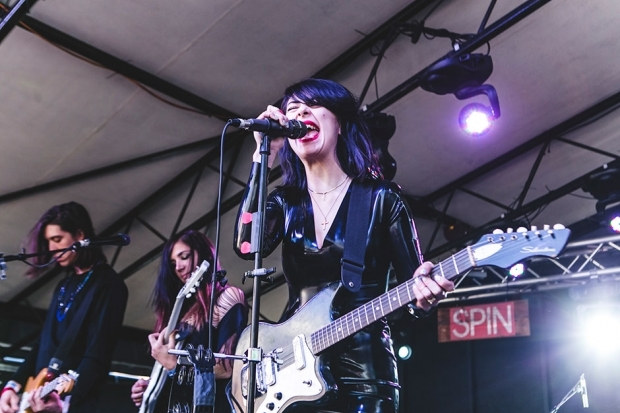 Dum Dum Girls / Photo by Jake Giles Netter