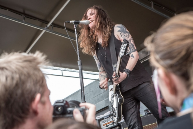 Against Me! / Photo by Erik Voake