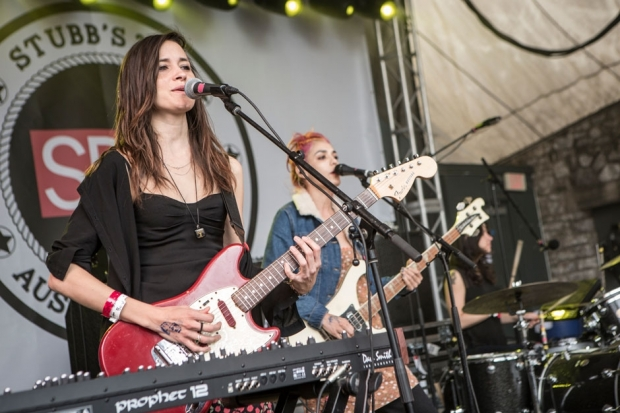 Warpaint / Photo by Erik Voake