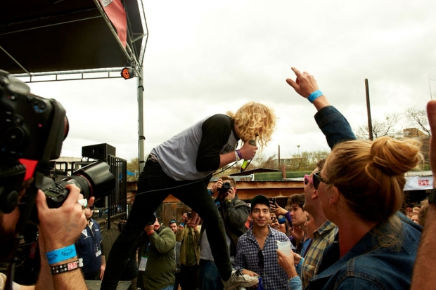 The Orwells / Photo by Tony Nelson