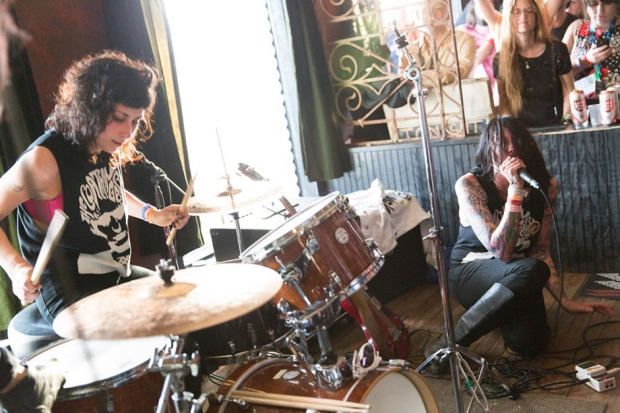 The Coathangers / Photo by Rebecca Smeyne