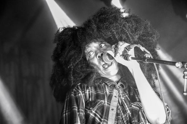 Erykah Badu / Photo by Krista Schlueter