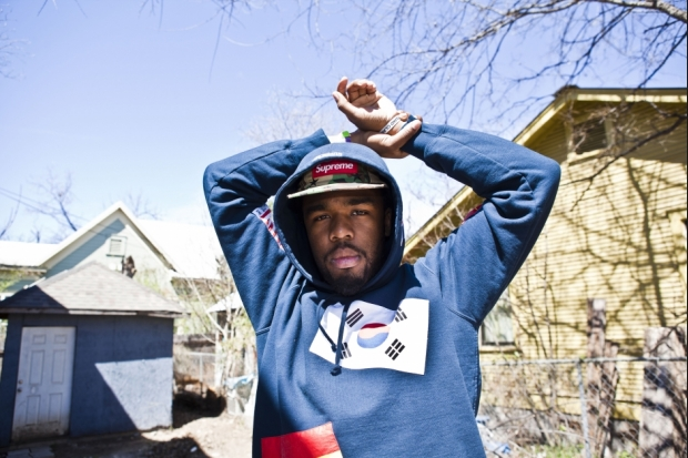 Iamsu / Photo by Jolie Ruben for SPIN