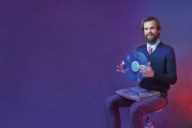 Todd Terje / Photo by Sigurd Fandango