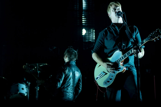 Queens of the Stone Age at Coachella, Indio, California, April 12, 2014 / Photo by Wilson Lee