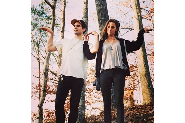 Ben Todd and Julia Williford / Photo via Instagram
